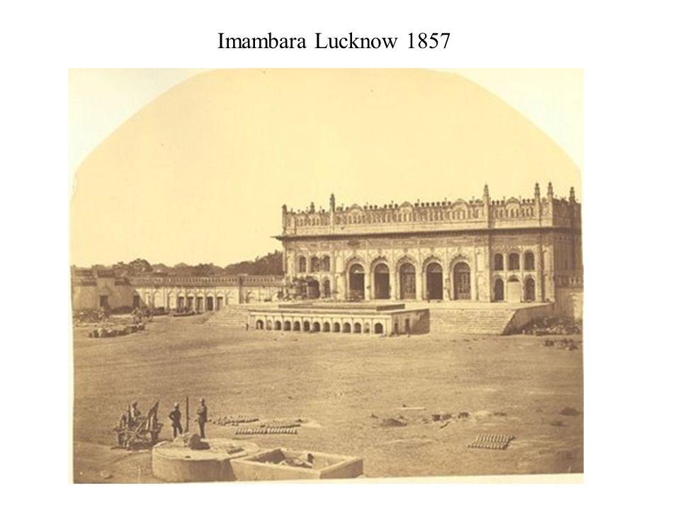 Imambara Lucknow 1857