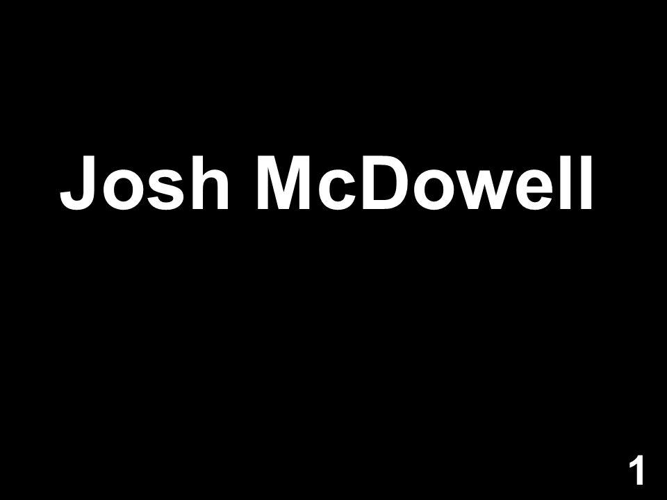 Josh McDowell 1