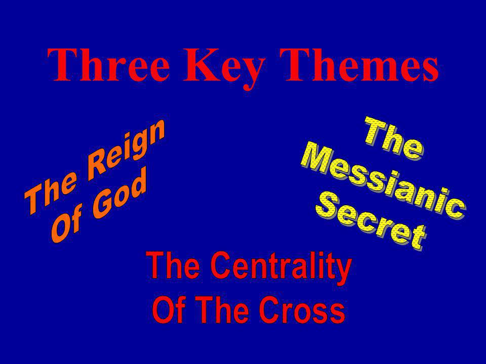 Three Key Themes