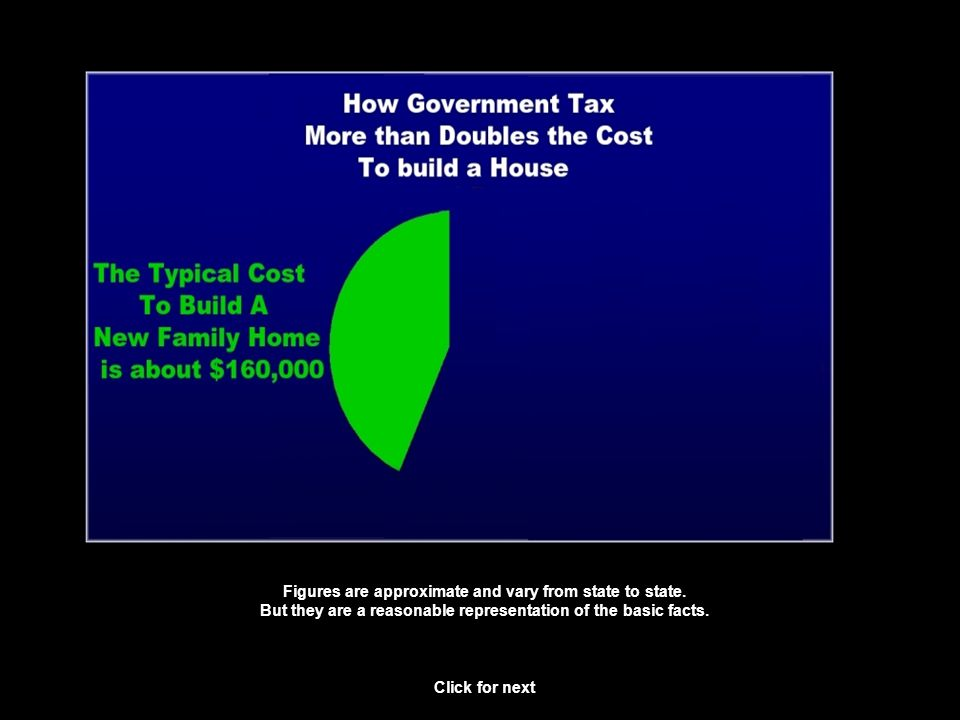 This exposure of massively-increased home-ownership or renting costs, which are actually secret taxes, Click for next even if you are only renting.