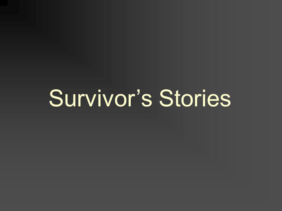 Survivors Stories