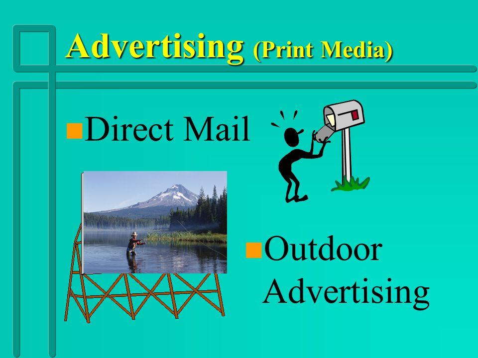 Advertising (Print Media) nnNnnNewspaper Finance News n Magazines TIMES