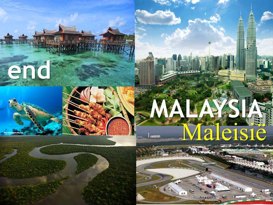 MALAYSIA end Maleisië