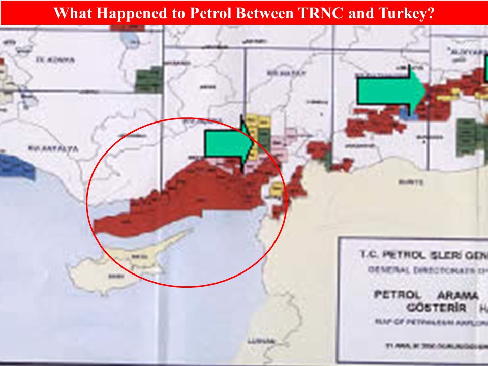 7 What Happened to Petrol Between TRNC and Turkey?