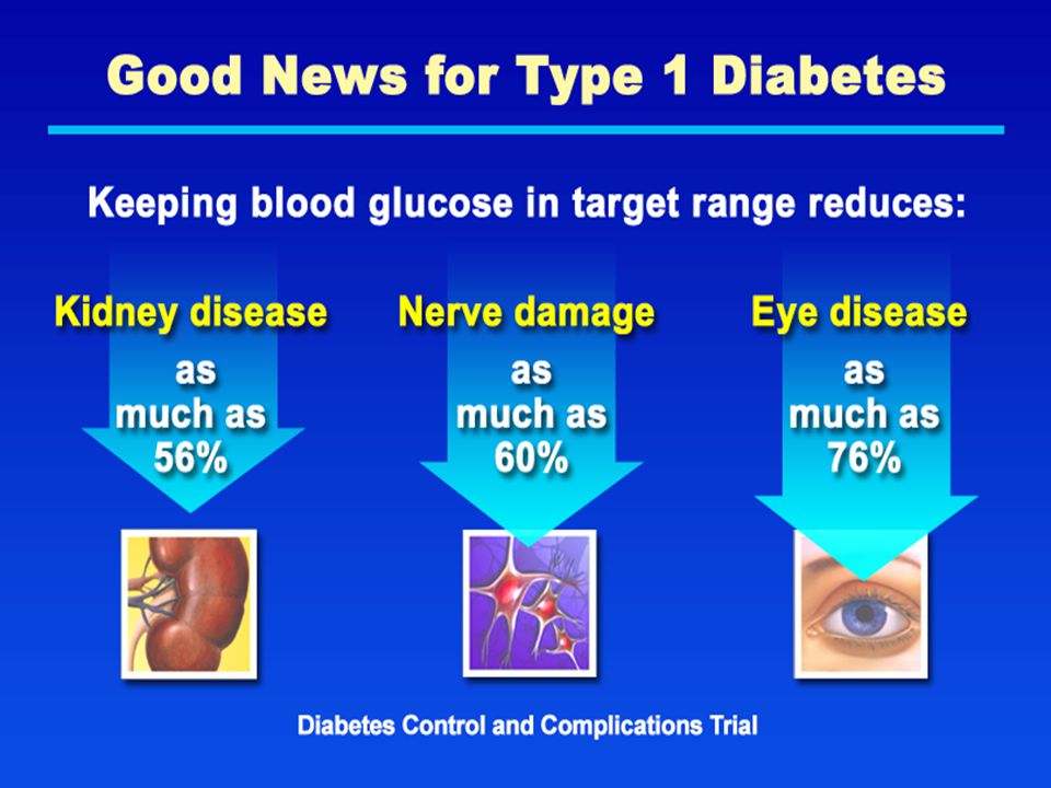 Good News for Type 1 Diabetes