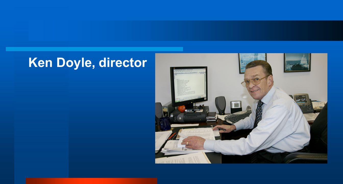 Ken Doyle, director