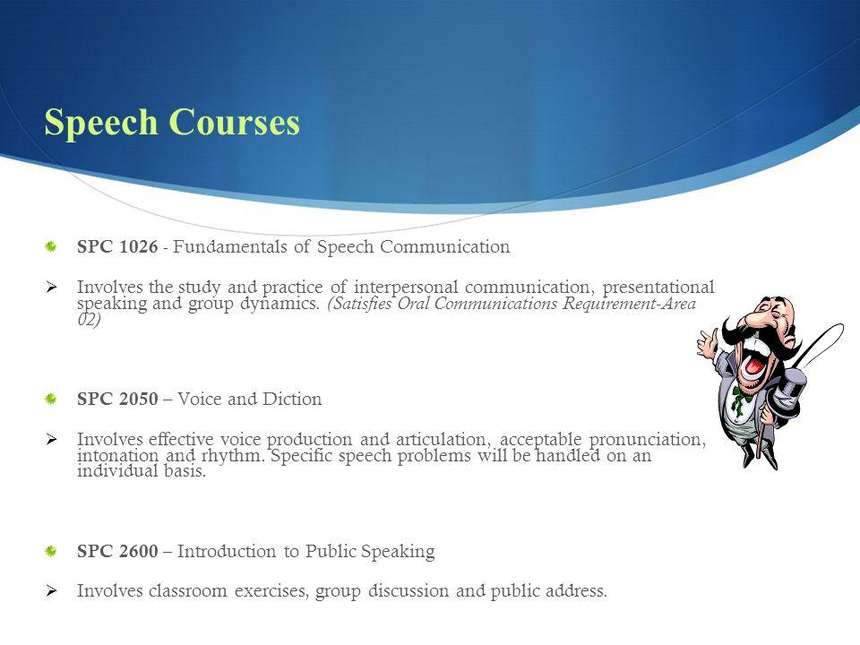 Speech Faculty Cherie Cannon Diane Sloan Katrika Sterling Christina Gesmundo Juan Santelises Isabel del Pino-Allen