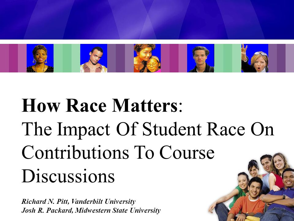 The use of race, in and of itself, to choose students simply achieves a student body that looks different.