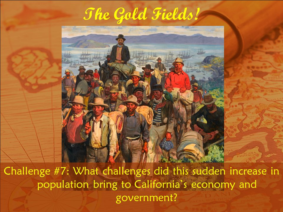 The Gold Fields.