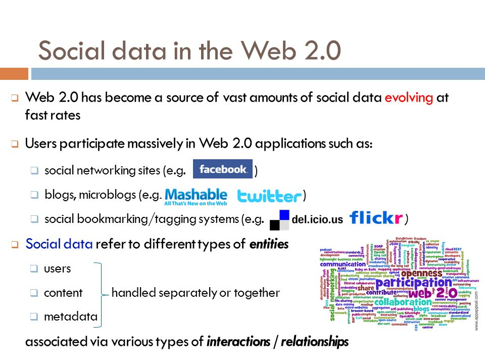 Zooming out on clusters – the time criterion Cluster of users interested in Olympics and related tags Cluster of users interested regularly in weddings and related tags