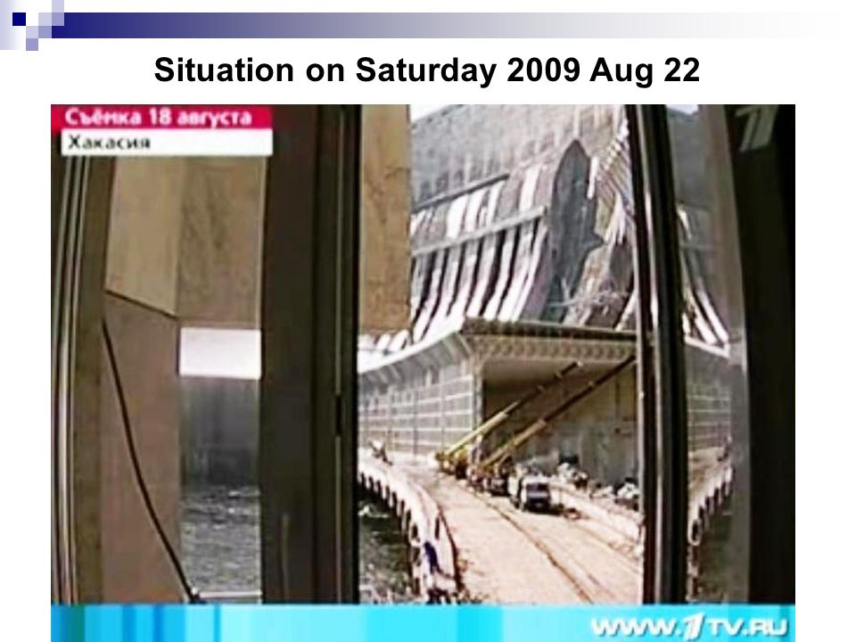 Situation on Saturday 2009 Aug 22