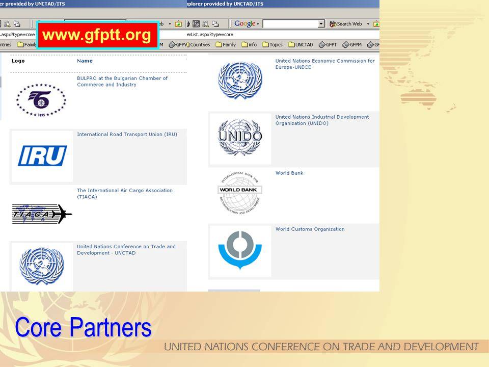 www.gfptt.org Core Partners