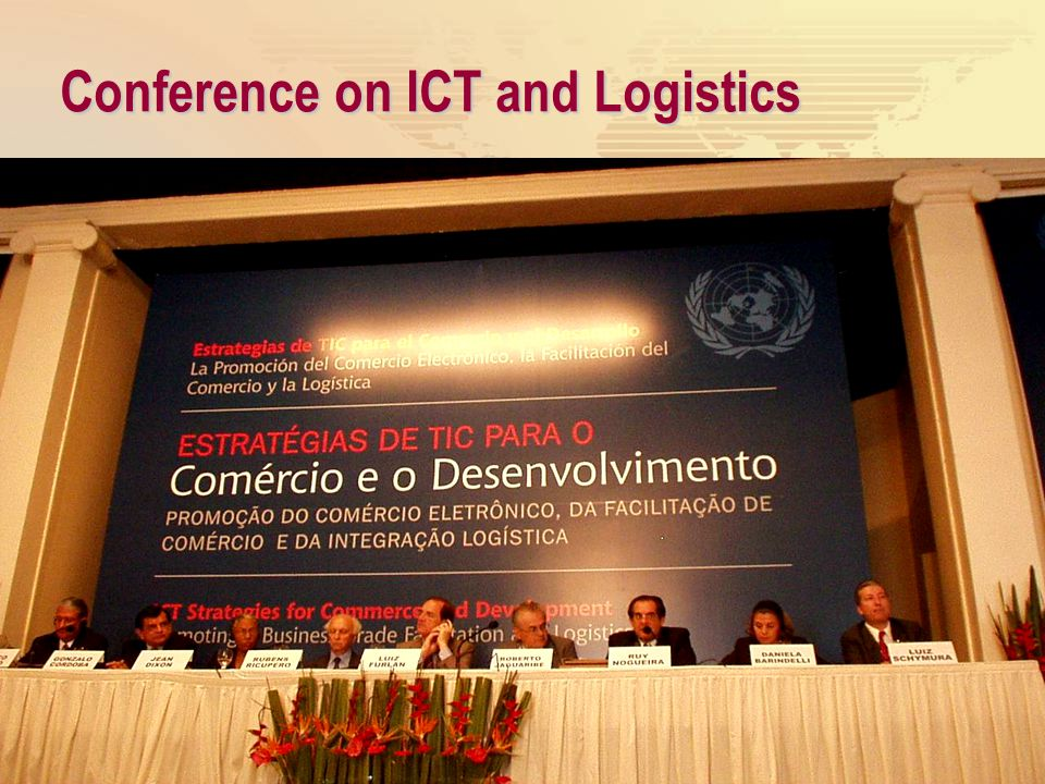 7 Conference on ICT and Logistics