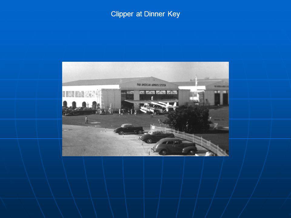 Clipper at Dinner Key