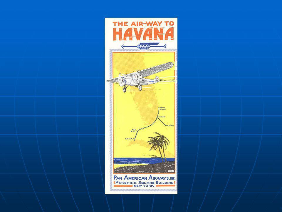 Fokker F-7 at Havana