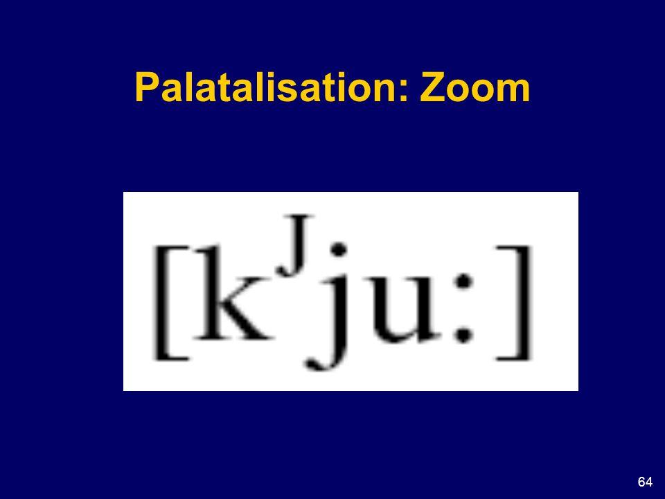 64 Palatalisation: Zoom