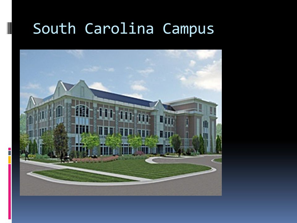 South Carolina Campus