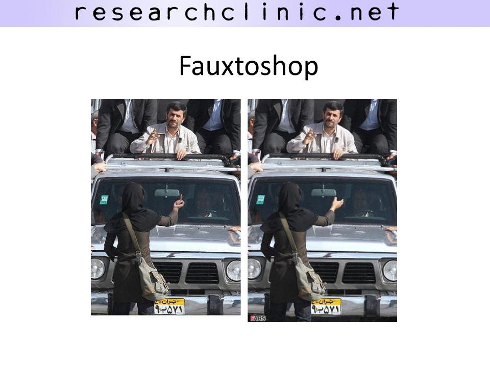 Fauxtoshop