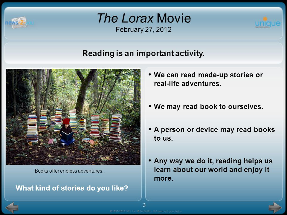The Lorax movies March 2 opening date honors author Dr.