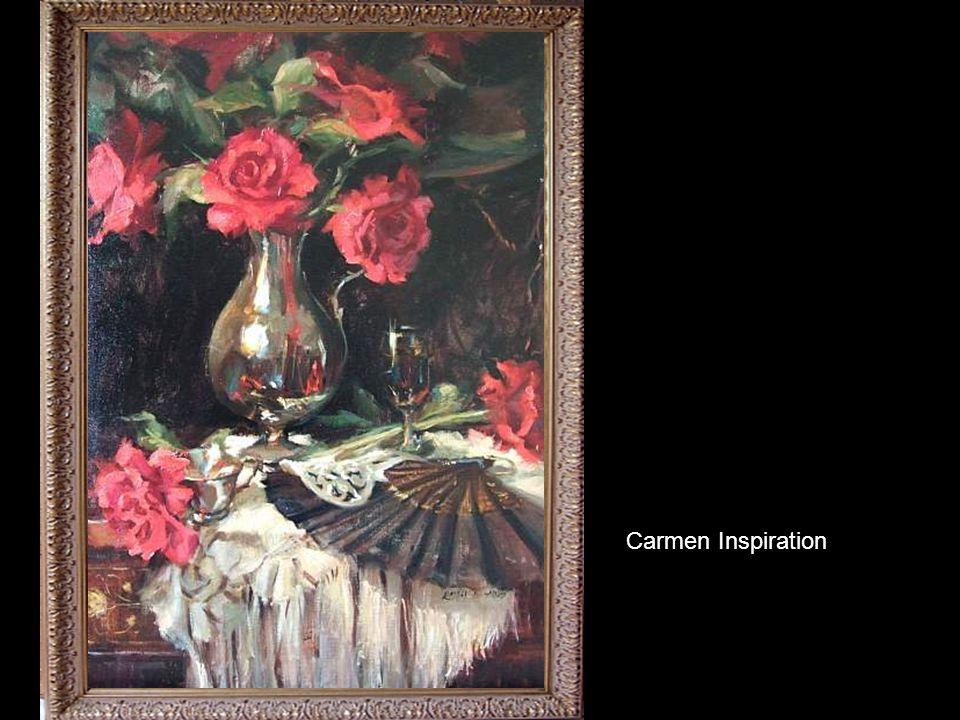 Carmen Inspiration
