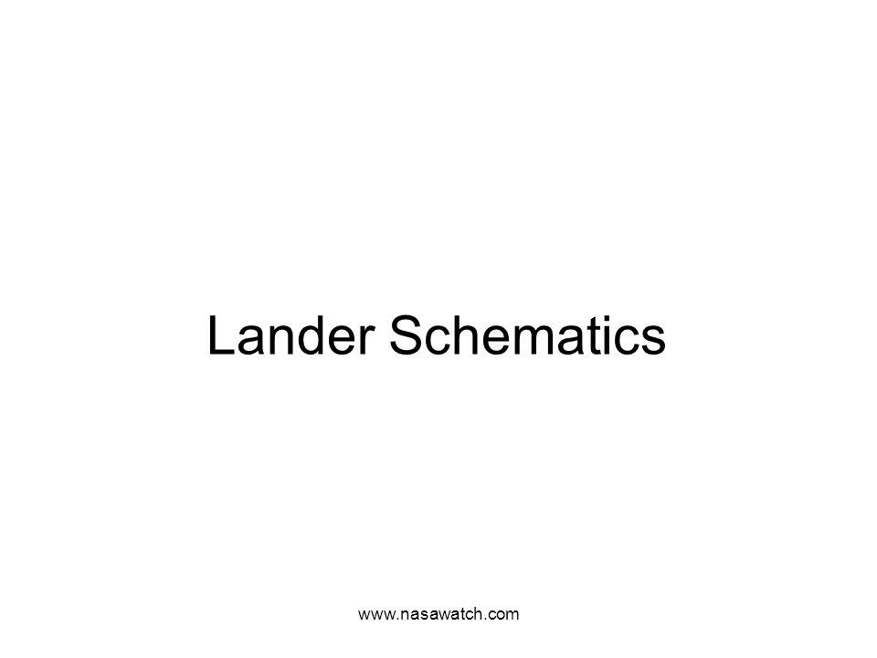 www.nasawatch.com Lander Schematics