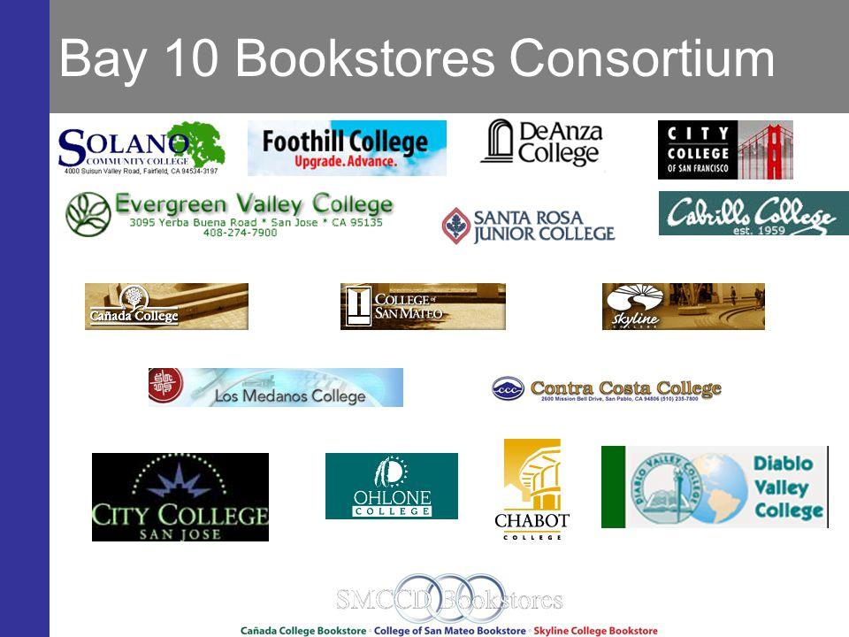 Bay 10 Bookstores Consortium