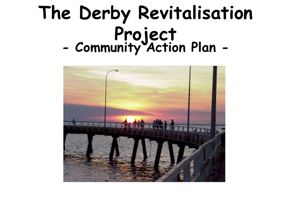 The Derby Revitalisation Project - Community Action Plan -