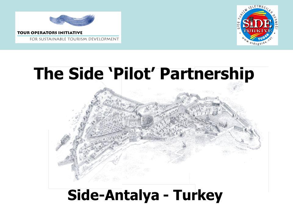 The Side Pilot Partnership Side-Antalya - Turkey