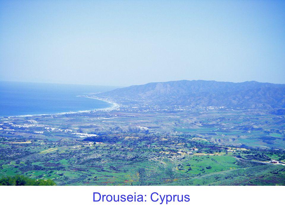 Drouseia: Cyprus