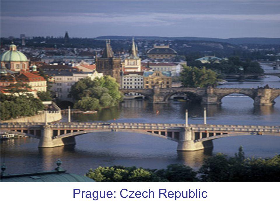 Prague: Czech Republic