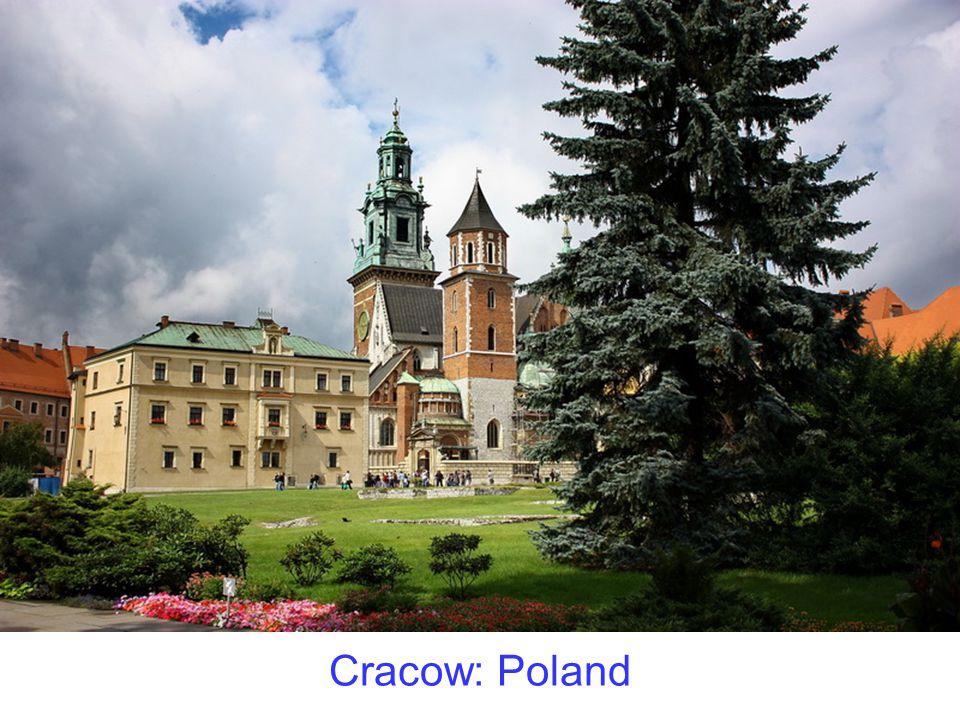 Cracow: Poland
