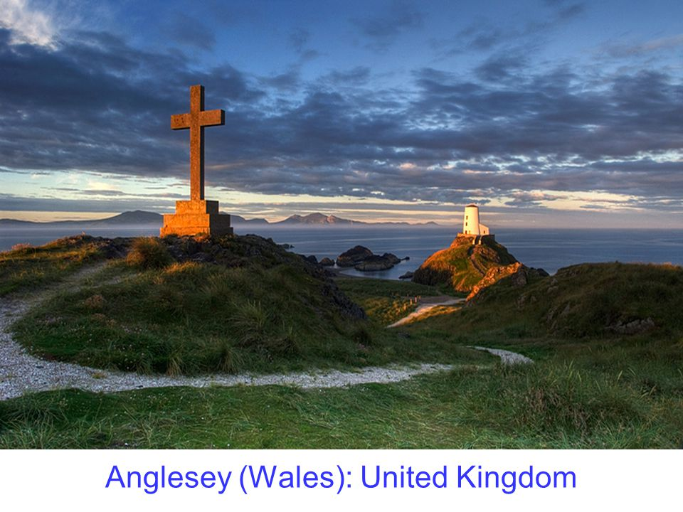 Anglesey (Wales): United Kingdom