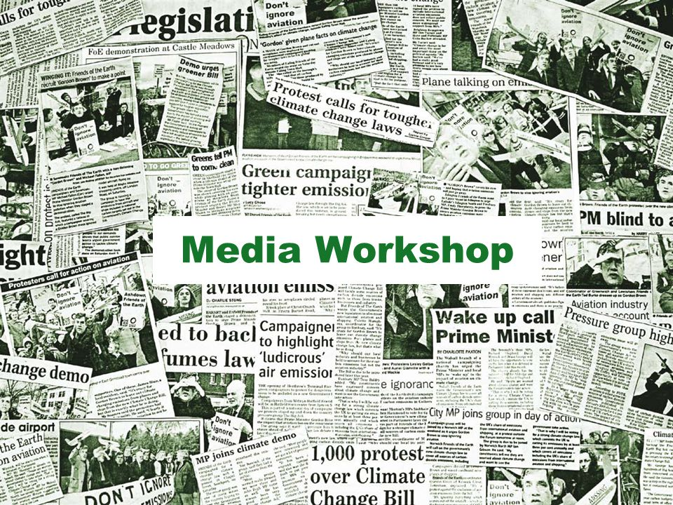 Big Ask Day of Action Over 160 local groups Pressure on the Government to include emissions from aviation and shipping in the Climate Change Bill 300 media hits across local newspapers, radio and TV
