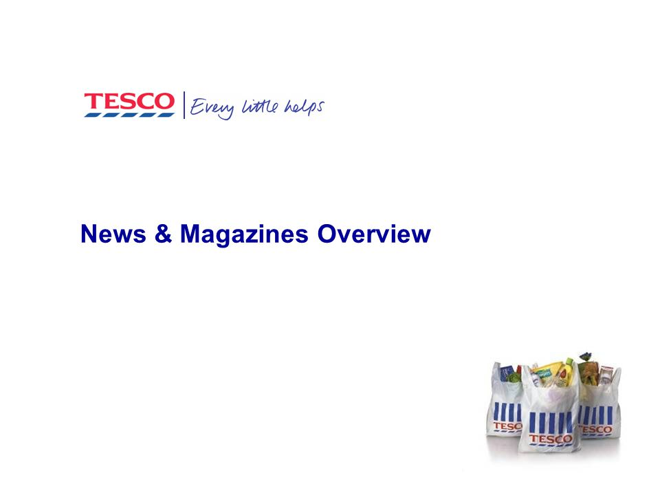 News & Magazines Overview