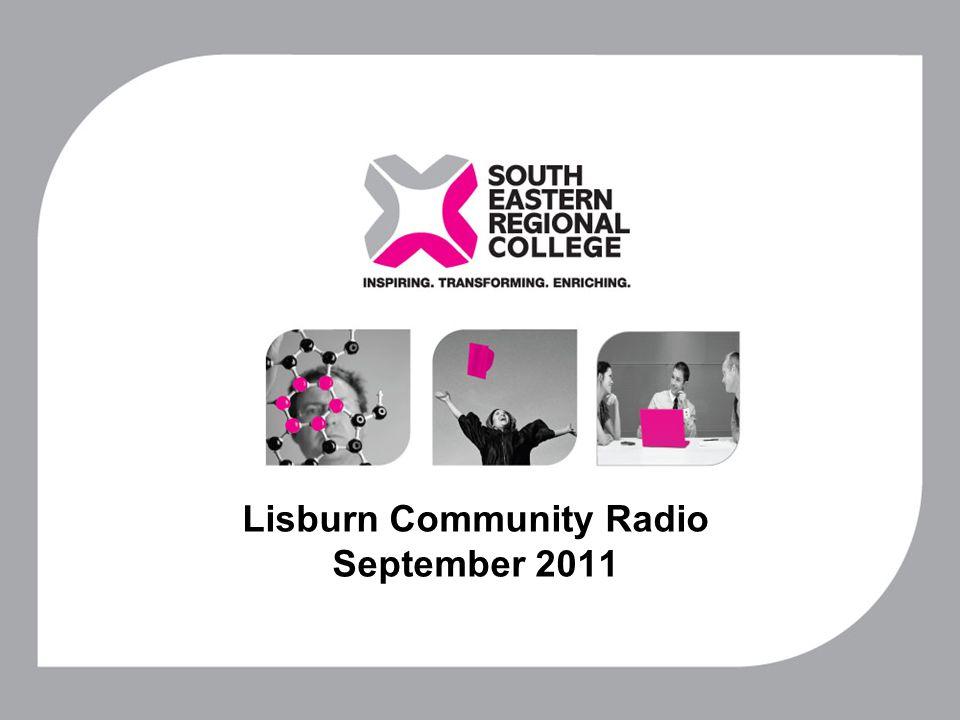 Lisburn Community Radio September 2011