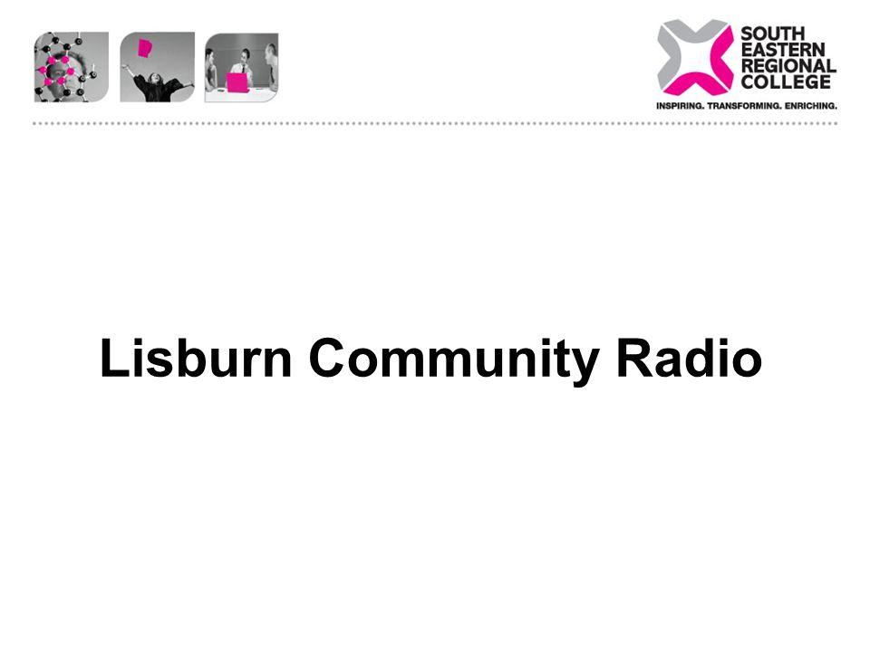 Lisburn Community Radio