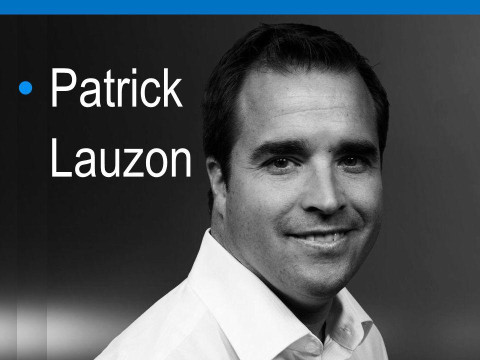 Patrick Lauzon
