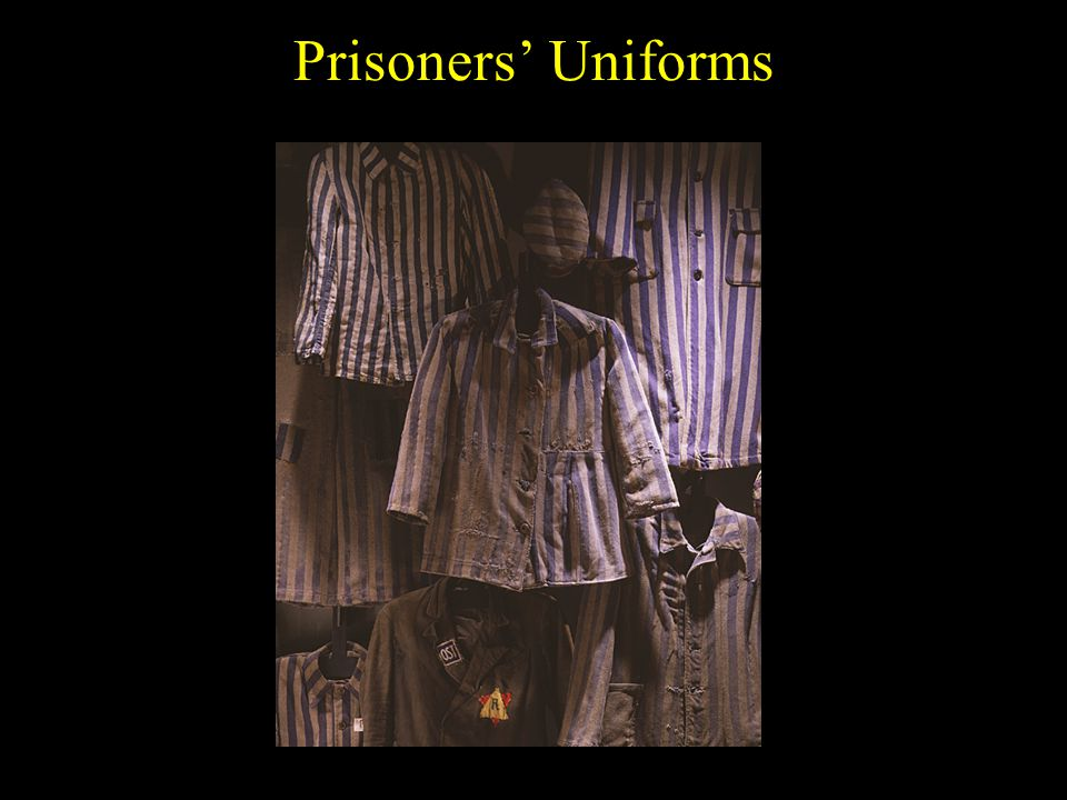 Prisoners Uniforms
