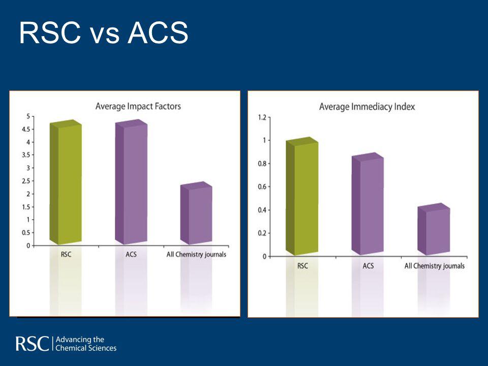 RSC vs ACS