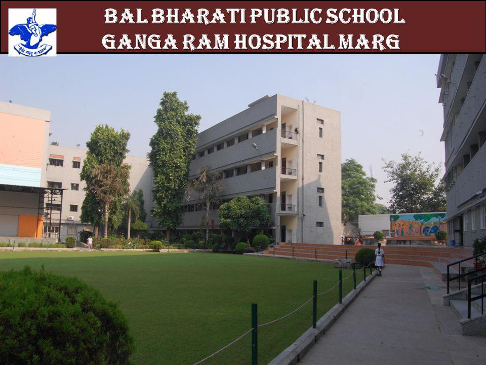 Bal Bharati Public School Ganga Ram Hospital Marg Bal Bharati Public School Ganga Ram Hospital Marg