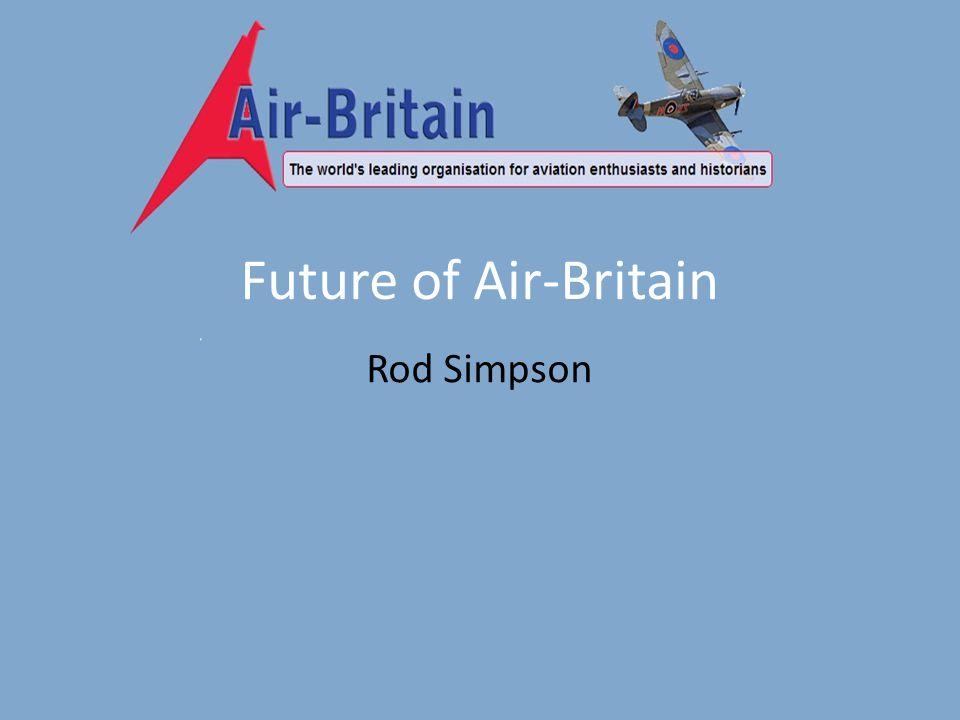 Future of Air-Britain Rod Simpson