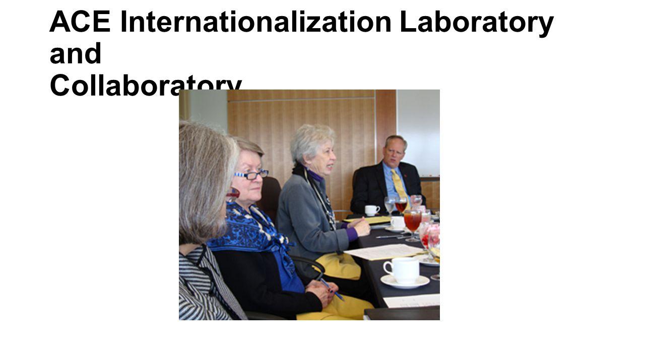 ACE Internationalization Laboratory and Collaboratory
