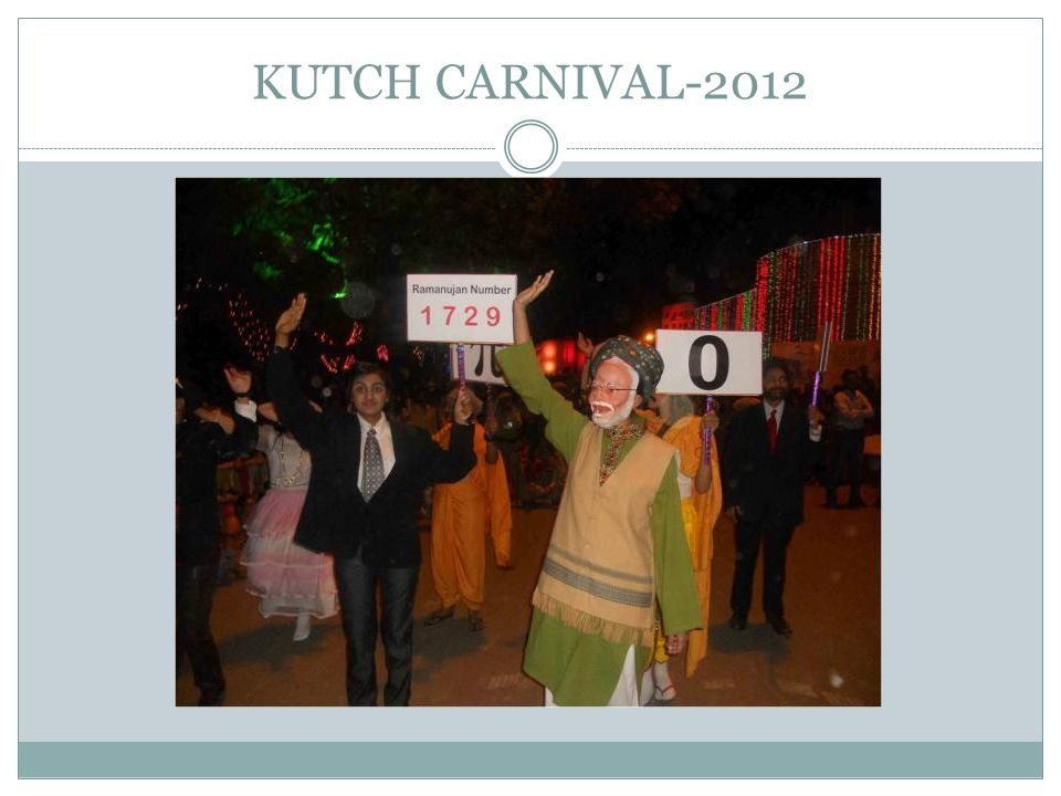 KUTCH CARNIVAL-2012