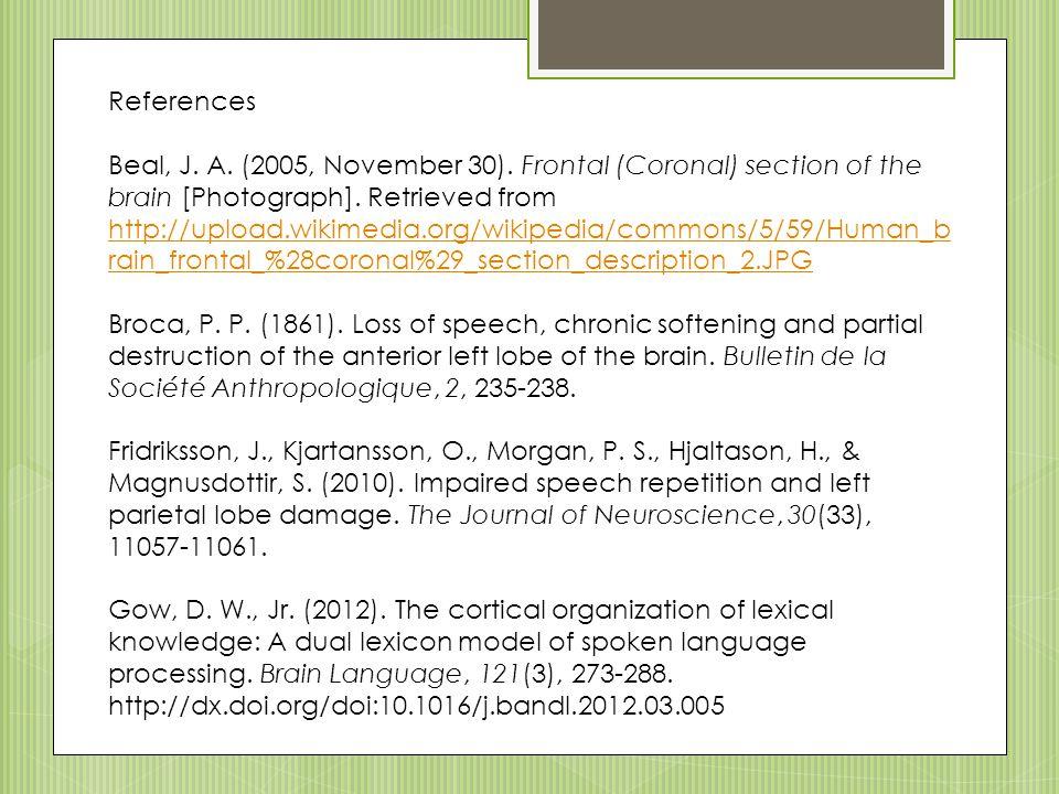 Phonation: Breathy & harsh voice Audible inspiration Short phrases Articulation: Imprecise consonants Flaccid dysarthria Effects motor units of crania