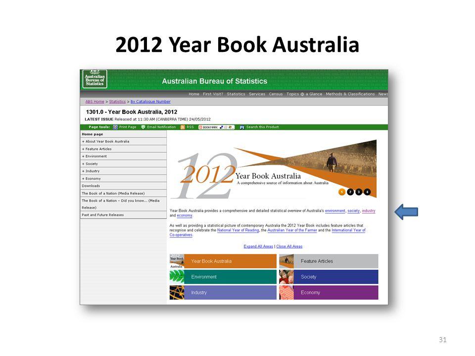 2012 Year Book Australia 31