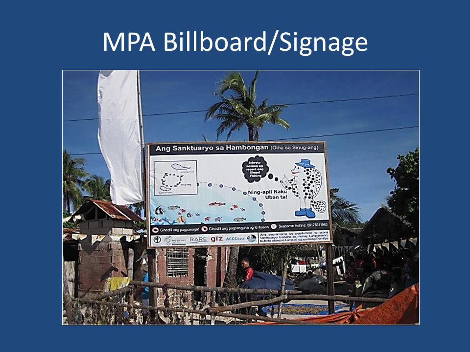MPA Billboard/Signage