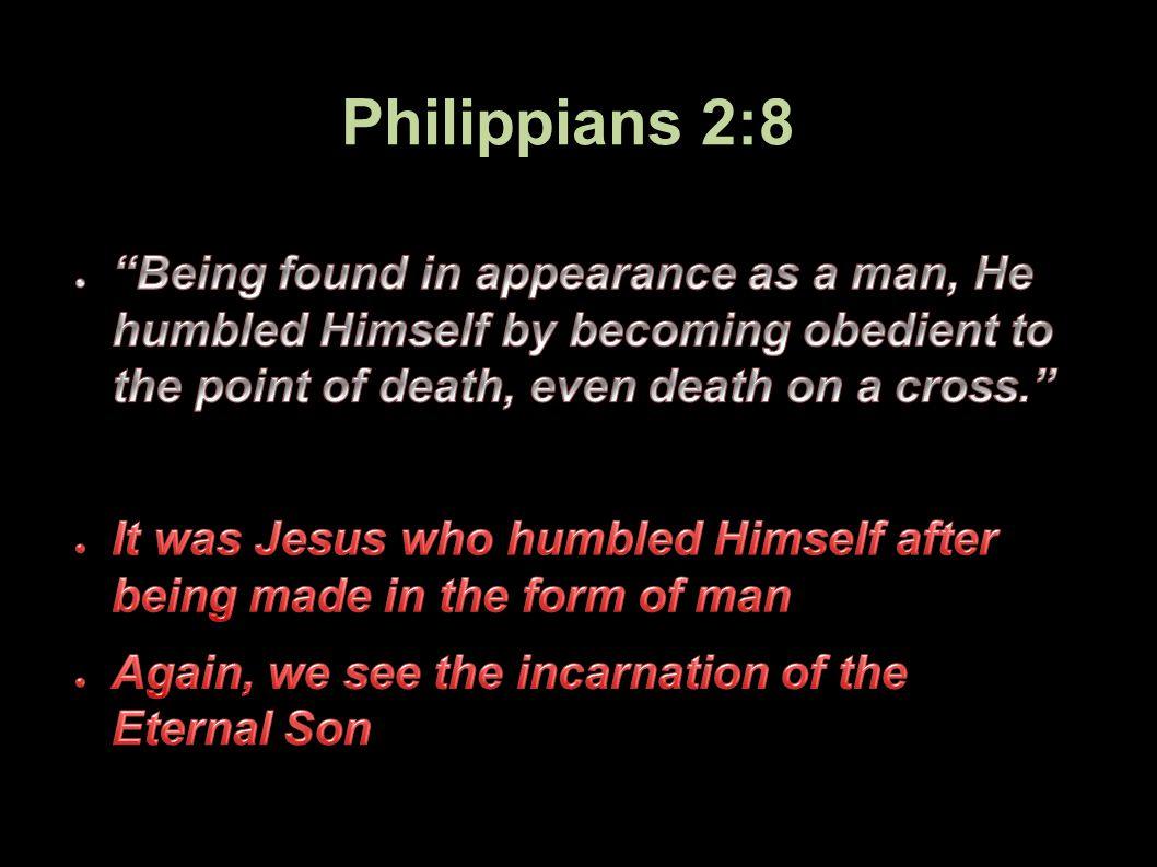Philippians 2:8 70Applied-Apologetics