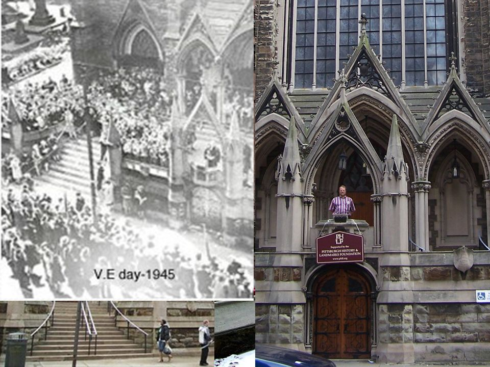 First Presbyterian, Pittsburgh, 1903