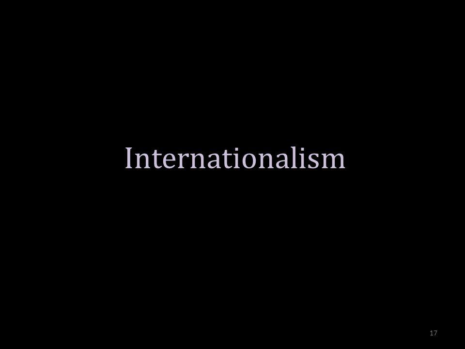 Internationalism 17