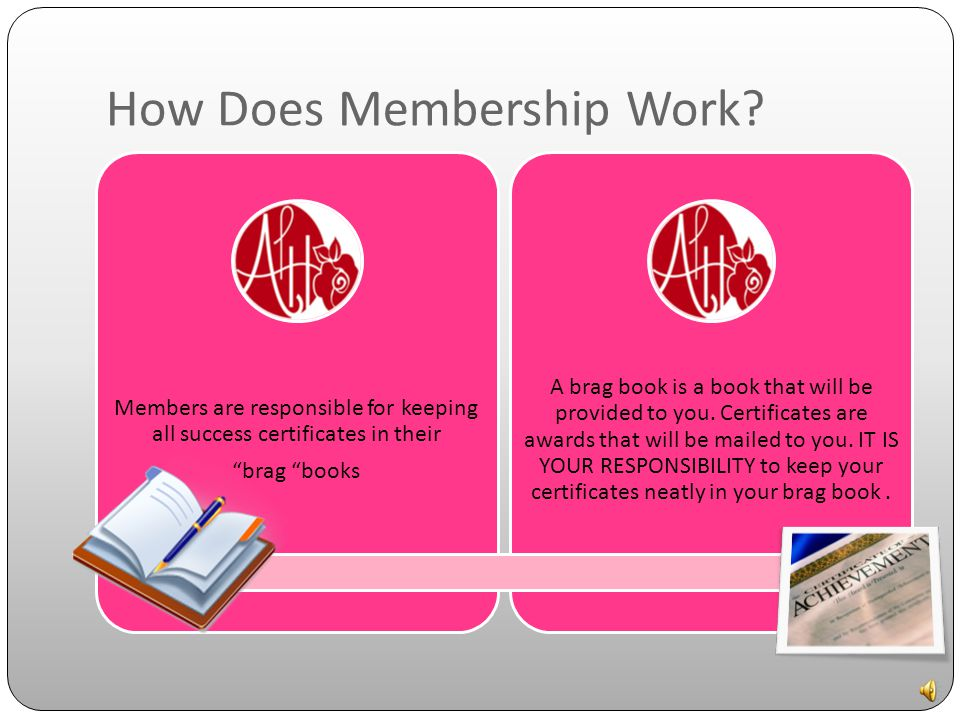 How Does Membership Work?